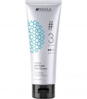 Indola Professional Styling Setting Curl Cream Style - Крем для волос для создания локонов