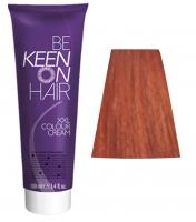 Keen Colour Cream Dunkelblond Kupfer-Intensiv - 6.44 темный интенсивно-медный блондин