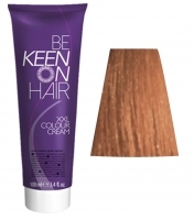 Keen Colour Cream Mittelblond Gold-Kupfer - 7.34 натуральный золотисто-медный блондин