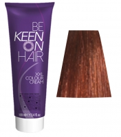 Keen Colour Cream Mittelblond Kupfer - 7.4 натуральный медный блондин
