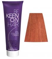 Keen Colour Cream Mittelblond Kupfer-Intensiv - 7.44 натуральный интенсивно-медный блондин