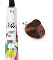 Kezy Color Vivo - 5.03 светлый брюнет натуральный золотистый
