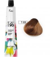 Kezy Color Vivo - 7.03 блондин натуральный золотистый