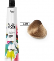 Kezy Color Vivo - 8.01 светлый блондин натуральный пепельный