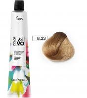 Kezy Color Vivo - 8.23 светлый блондин бежевый золотистый