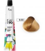 Kezy Color Vivo - 9.03 очень светлый блондин натуральный золотистый