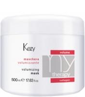 Kezy MyTherapy Volume Collagen Volumizing Mask - Маска для придания объема с морским коллагеном