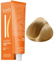 Londa Professional LondaColor Ammonia Free - 10/3 яркий блонд золотистый