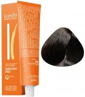 Londa Professional LondaColor Ammonia Free - 4/71 шатен коричнево-пепельный