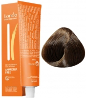 Londa Professional LondaColor Ammonia Free - 4/77 шатен интенсивно-коричневый