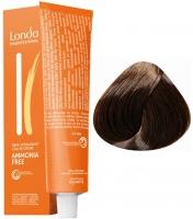 Londa Professional LondaColor Ammonia Free - 5/37 светлый шатен золотисто-коричневый