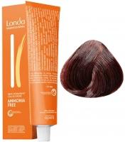 Londa Professional LondaColor Ammonia Free - 5/56 светлый шатен красно-фиолетовый