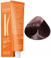 Londa Professional LondaColor Ammonia Free - 5/66 светлый шатен интенсивно-фиолетовый