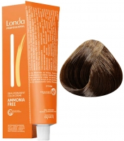 Londa Professional LondaColor Ammonia Free - 6/0 тёмный блонд