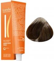 Londa Professional LondaColor Ammonia Free - 6/3 тёмный блонд золотистый