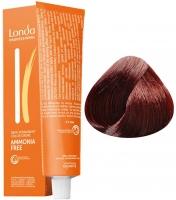 Londa Professional LondaColor Ammonia Free - 6/4 тёмный блонд медный
