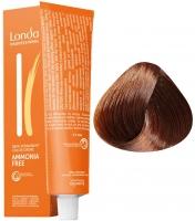 Londa Professional LondaColor Ammonia Free - 6/45 тёмный блонд медно-красный
