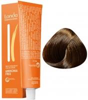 Londa Professional LondaColor Ammonia Free - 6/7 тёмный блонд коричневый