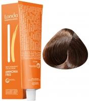 Londa Professional LondaColor Ammonia Free - 6/75 тёмный блонд коричнево-красный