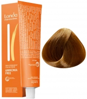 Londa Professional LondaColor Ammonia Free - 8/3 светлый блонд золотистый