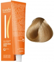 Londa Professional LondaColor Ammonia Free - 9/73 очень светлый блонд коричнево-золотистый