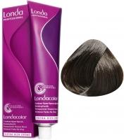 Londa Professional LondaColor - 4/07 шатен натурально-коричневый