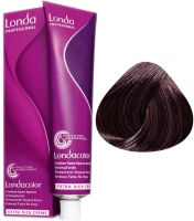 Londa Professional LondaColor Micro Reds - 4/65 шатен фиолетово-красный