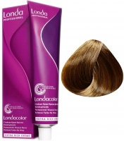 Londa Professional LondaColor - 6/77 тёмный блонд интенсивно-коричневый