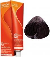 Londa Professional LondaColor Demi-Permanent - 3/6 тёмный шатен фиолетовый