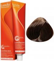 Londa Professional LondaColor Demi-Permanent - 5/37 светлый шатен золотисто-коричневый