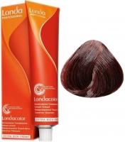 Londa Professional LondaColor Demi-Permanent - 5/56 светлый шатен красно-фиолетовый