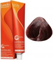 Londa Professional LondaColor Demi-Permanent - 5/57 светлый шатен красно-коричневый