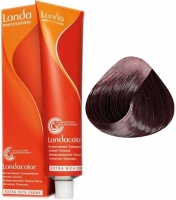 Londa Professional LondaColor Demi-Permanent - 5/66 светлый шатен интенсивно-фиолетовый