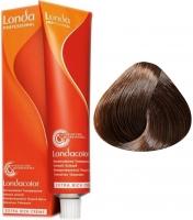 Londa Professional LondaColor Demi-Permanent - 6/75 тёмный блонд коричнево-красный