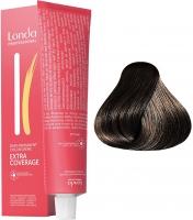 Londa Professional Extra-Coverage - 6/07 темный блонд натурально-коричневый