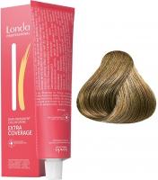 Londa Professional Extra-Coverage - 8/07 cветлый блонд натурально-коричневый
