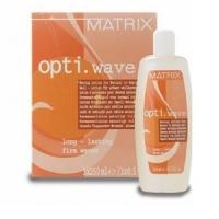 Matrix Лосьон для завивки натуральных трудноподдающихся волос OPTI.WAVE 3х250ml