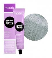 Matrix SoColor Sync - 10PA(10.91) Жемчужный Пепельный Тонер с кислым p, 90 мл