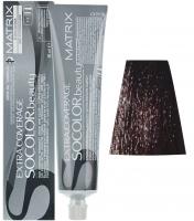 Matrix Socolor.Beauty Extra.Coverage - 505M светлый шатен мокка (100% покрытие седины)