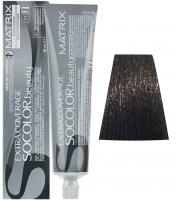 Matrix Socolor.Beauty Extra.Coverage - 505NA светлый шатен натуральный пепельный (100% покрытие седины)