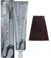 Matrix Socolor.Beauty Extra.Coverage - 506M темный блондин мокка (100% покрытие седины)