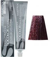 Matrix Socolor.Beauty Extra.Coverage - 506RB темный блондин красно-коричневый (100% покрытие седины)
