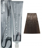 Matrix Socolor.Beauty Extra.Coverage - 508NA светлый шатен натуральный пепельный (100% покрытие седины)