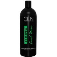 Ollin Professional Curl Hair - Фиксирующий лосьон