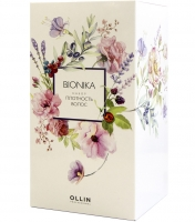 """Ollin Professional Bionika - Набор """"Плотность волос"""" (шампунь+маска+энергетическая сыворотка)"""