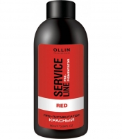 "Ollin Professional Service Line Red Fluid-Pre-Color - Флюид-препигментатор ""Красный"""