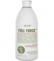Ollin Professional Full Force - Очищающий шампунь для волос и кожи головы с экстрактом бамбука