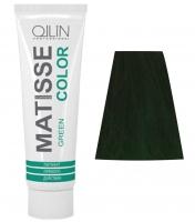 """Ollin Professional Matisse Color Green - Пигмент прямого действия """"Зеленый"""""""