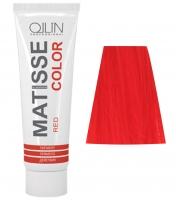 """Ollin Professional Matisse Color Red - Пигмент прямого действия """"Красный"""""""