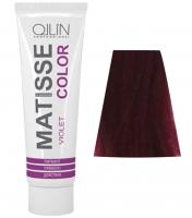 """Ollin Professional Matisse Color Violet - Пигмент прямого действия """"Фиолетовый"""""""